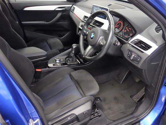 xDrive 18d Mスポーツ パノラマガラスサンルーフ コンフォートアクセス リヤビューカメラ パークディスタンスコントロール ドライバーアシスト HiFiスピーカー ETC付ルームミラー 18インチダブルスポークアロイホィール(4枚目)