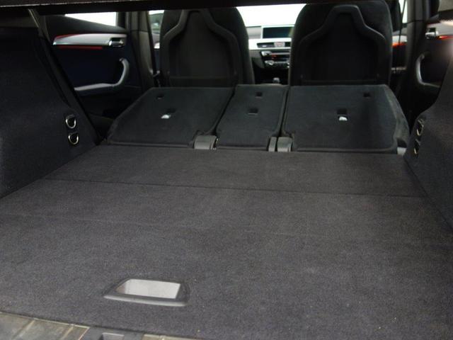 xDrive 18d Mスポーツ パノラマガラスサンルーフ コンフォートアクセス リヤビューカメラ パークディスタンスコントロール ドライバーアシスト HiFiスピーカー ETC付ルームミラー 18インチダブルスポークアロイホィール(18枚目)