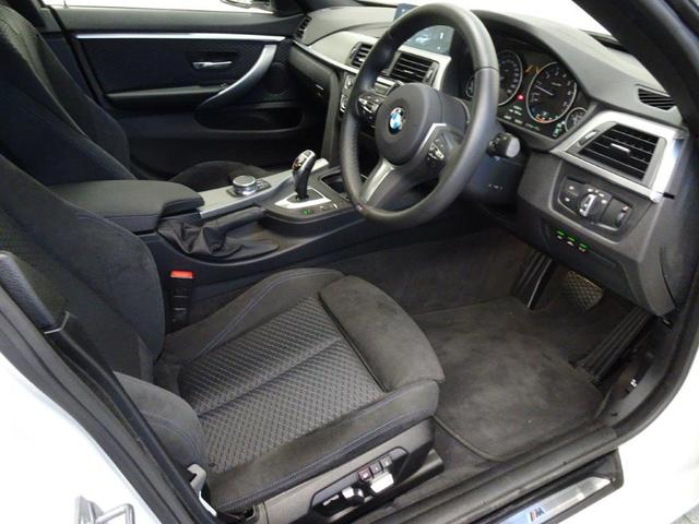 420iグランクーペ Mスピリット コンフォートアクセス アクテイブクルーズコントロール リヤビューカメラ パークディスタンスコントロール ドライバーアシスト フロントシートヒーター 18インチMスタースポークアロイホィール(4枚目)