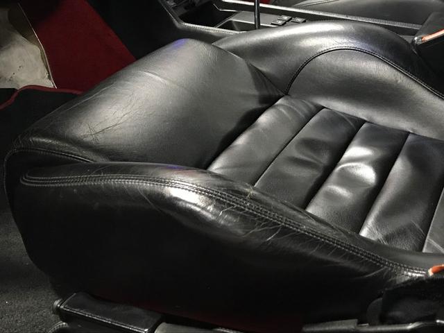 tb ヨーロッパ新並 5速MT ブラックレザー 社外マフラー(15枚目)