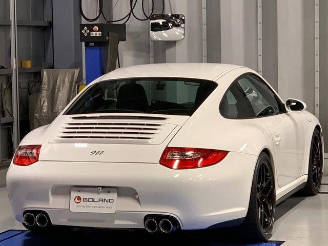 911カレラ4S D車左ハンドル 希少6速MT 可変マフラー(2枚目)