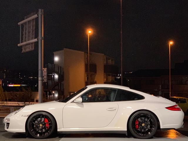 911カレラ4S D車左ハンドル 希少6速MT 可変マフラー(3枚目)