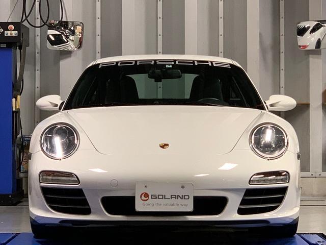 911カレラ4S D車左ハンドル 希少6速MT 可変マフラー(4枚目)