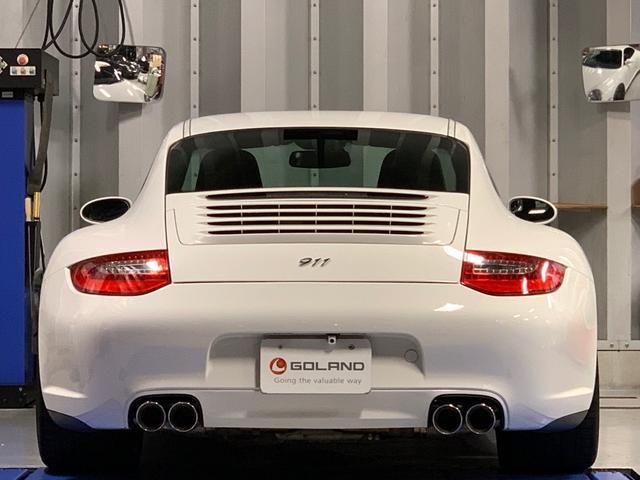 911カレラ4S D車左ハンドル 希少6速MT 可変マフラー(5枚目)