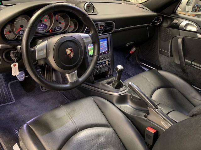 911カレラ4S D車左ハンドル 希少6速MT 可変マフラー(6枚目)