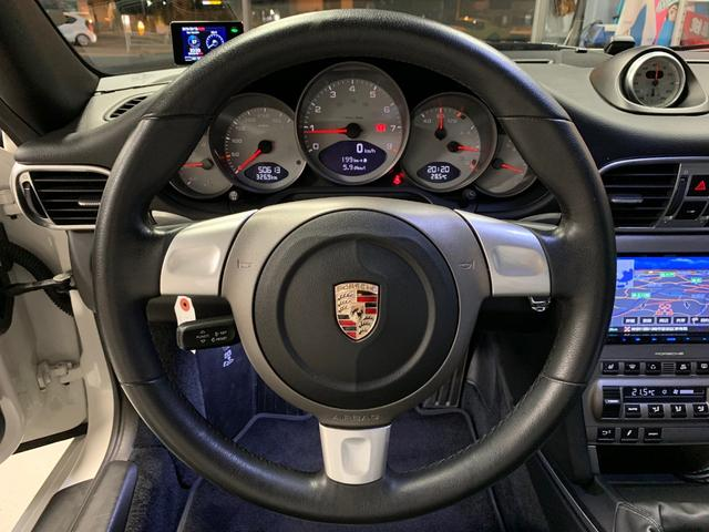 911カレラ4S D車左ハンドル 希少6速MT 可変マフラー(9枚目)
