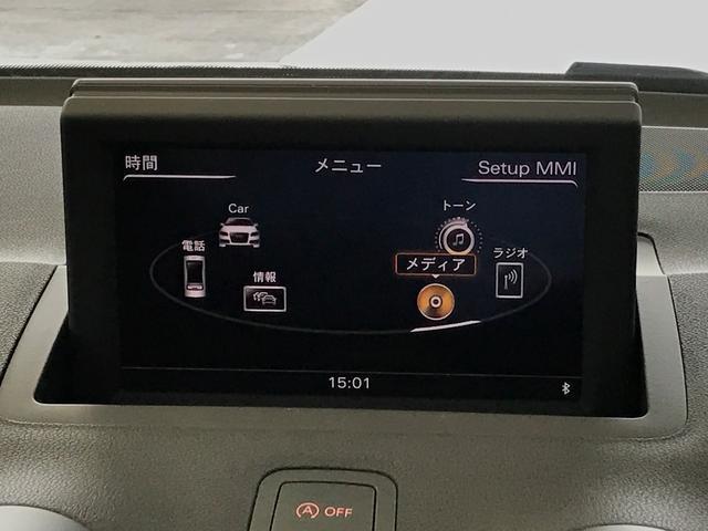 ブラックスタイリングED D車右H 専用17AW MMI搭載(12枚目)