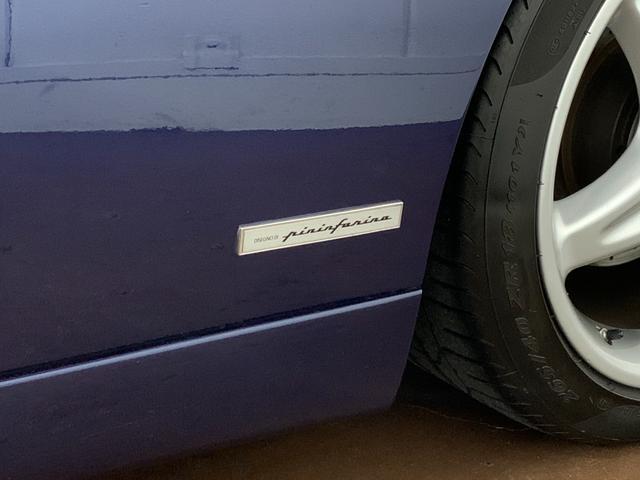 ベルリネッタ フィオラノハンドリングPKG ディーラー車 左ハンドル グレーレザー カーボンスポーツシート 純正18AW クライスマフラー 可変バルブ フェラーリバッグ XRシャーシ タイベル履歴 レッドキャリパー(27枚目)