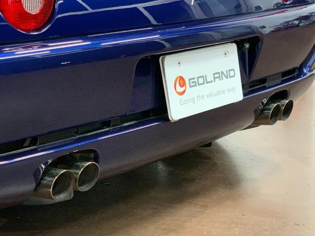 ベルリネッタ フィオラノハンドリングPKG ディーラー車 左ハンドル グレーレザー カーボンスポーツシート 純正18AW クライスマフラー 可変バルブ フェラーリバッグ XRシャーシ タイベル履歴 レッドキャリパー(31枚目)