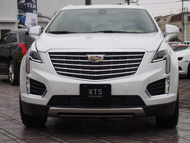 キャデラック キャデラックXT5クロスオーバー プラチナム 新車未登録 パーキングアシスト