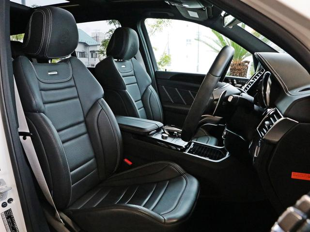 GLE63 S 4マチック 認定中古車保証2年(15枚目)