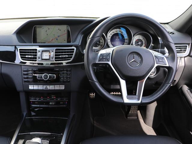 E350 ブルーテック アバンギャルド AMGスポーツパッケージ 本革シート 認定保証1年(8枚目)
