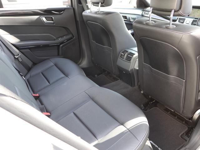 E350 ブルーテック アバンギャルド AMGスポーツパッケージ 本革シート 認定保証1年(12枚目)