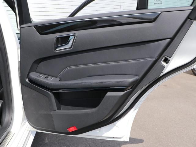 E350 ブルーテック アバンギャルド AMGスポーツパッケージ 本革シート 認定保証1年(13枚目)