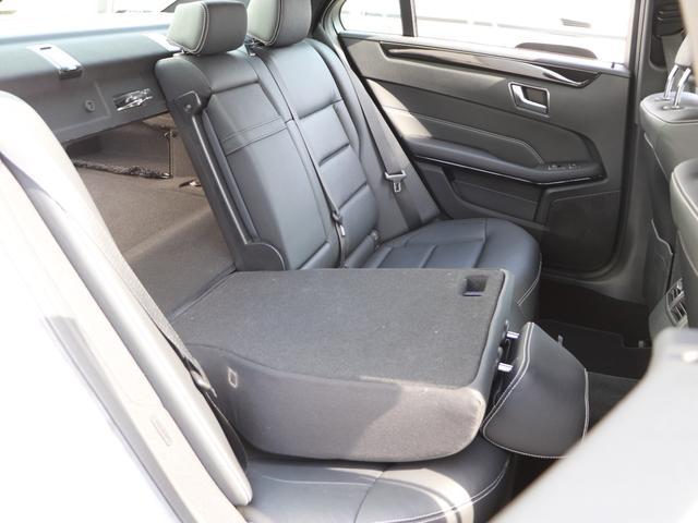 E350 ブルーテック アバンギャルド AMGスポーツパッケージ 本革シート 認定保証1年(15枚目)