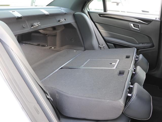 E350 ブルーテック アバンギャルド AMGスポーツパッケージ 本革シート 認定保証1年(16枚目)