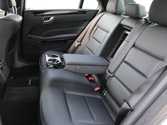 E350 ブルーテック アバンギャルド AMGスポーツパッケージ 本革シート 認定保証1年(17枚目)