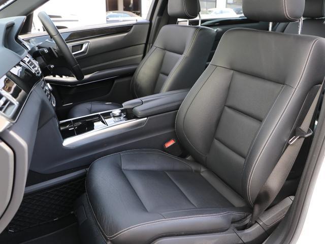 E350 ブルーテック アバンギャルド AMGスポーツパッケージ 本革シート 認定保証1年(18枚目)