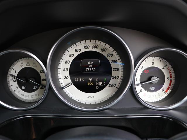 E350 ブルーテック アバンギャルド AMGスポーツパッケージ 本革シート 認定保証1年(26枚目)