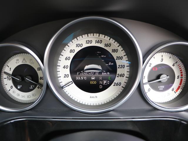 E350 ブルーテック アバンギャルド AMGスポーツパッケージ 本革シート 認定保証1年(27枚目)