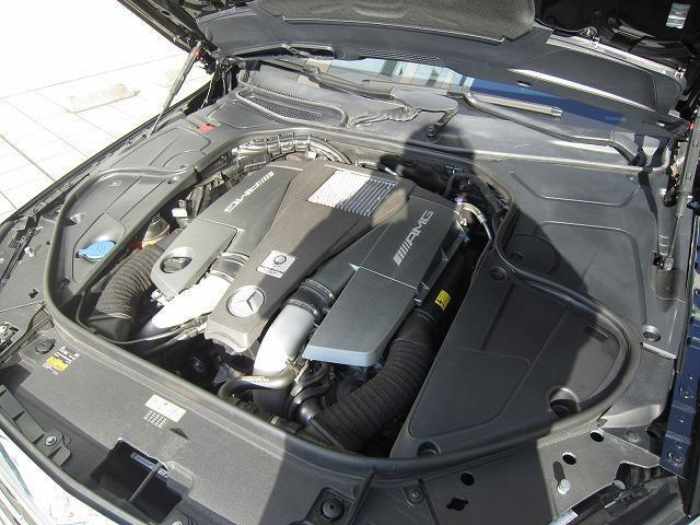 メルセデスAMG メルセデスAMG S63 4マチック ロング