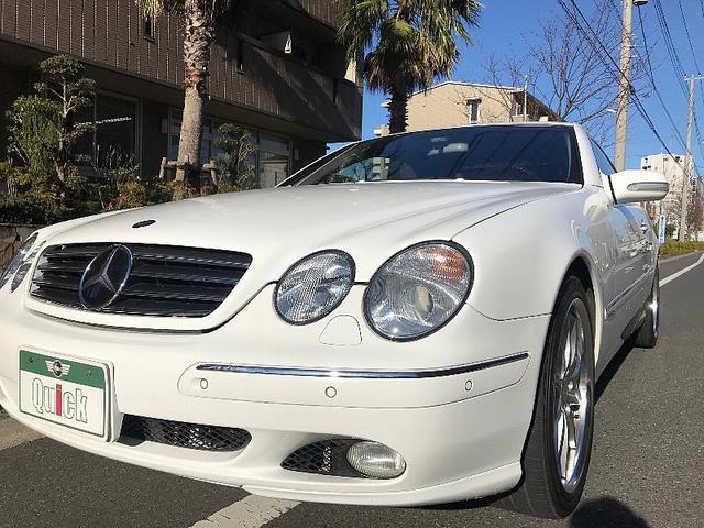メルセデス・ベンツ M・ベンツ CL600