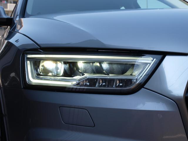 アウディ アウディ Q3 LEDヘッドライト電動RゲートMMIナビオートAC認定中古車