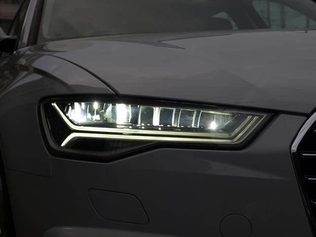アウディ アウディ A6アバント クワトロサンルーフマトリクスLEDアシスタンスPK認定中古車