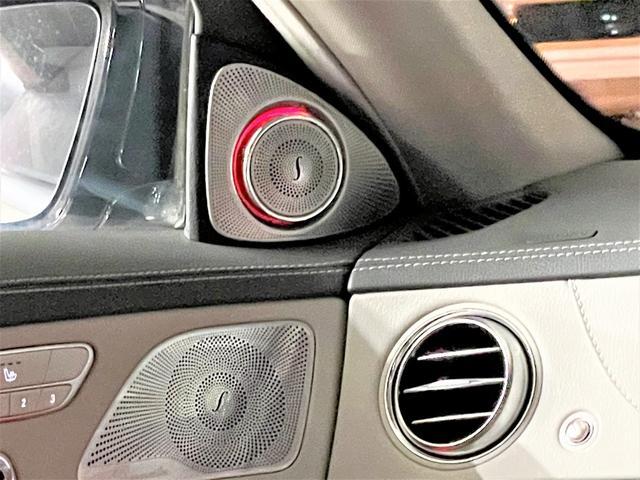 S550ロング デジーノウッド 白革内装 ショーファーP 後期ライト(3枚目)