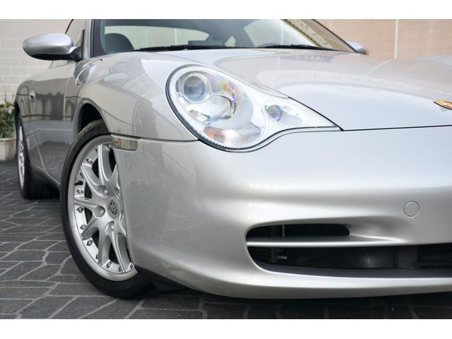 ポルシェ ポルシェ 911カレラ 後期3.6リッターモデル 純正18インチBBS