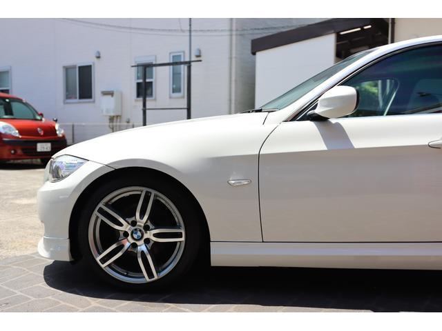 320i ハイラインパッケージ 後期直噴170馬力モデル BMWパフォーマンスマフラー スポーツテクニック18インチ 黒革シート(10枚目)