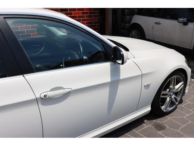 320i ハイラインパッケージ 後期直噴170馬力モデル BMWパフォーマンスマフラー スポーツテクニック18インチ 黒革シート(16枚目)