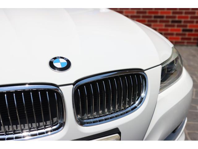320i ハイラインパッケージ 後期直噴170馬力モデル BMWパフォーマンスマフラー スポーツテクニック18インチ 黒革シート(23枚目)