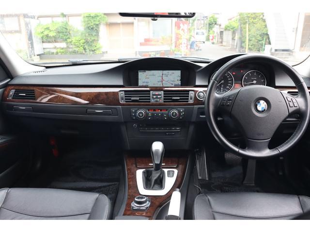320i ハイラインパッケージ 後期直噴170馬力モデル BMWパフォーマンスマフラー スポーツテクニック18インチ 黒革シート(37枚目)
