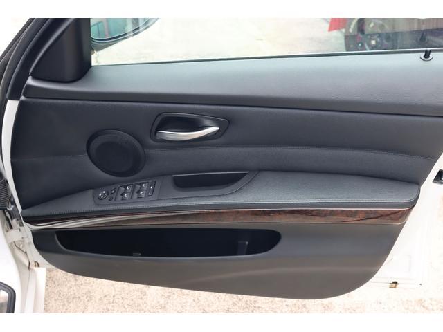 320i ハイラインパッケージ 後期直噴170馬力モデル BMWパフォーマンスマフラー スポーツテクニック18インチ 黒革シート(49枚目)