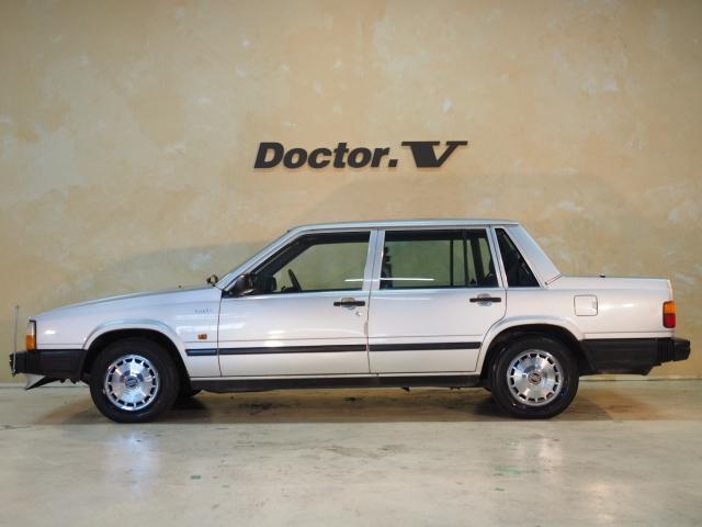 ボルボ ボルボ 740 GL ワンオーナー車 ブルーインテリア