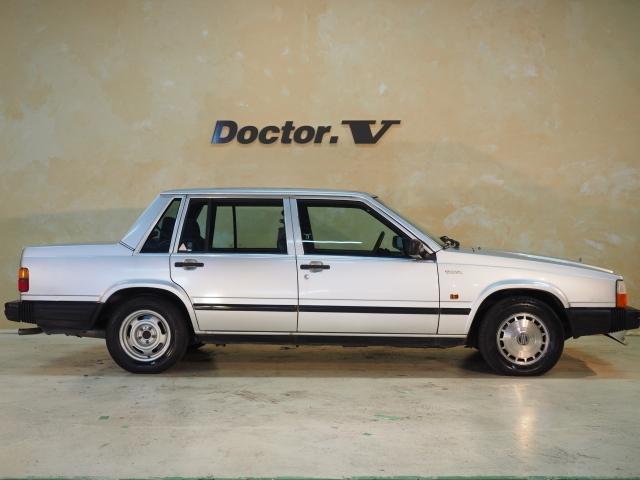 ボルボ ボルボ 740 GL ワンオーナー 実走行 ブルーモケット