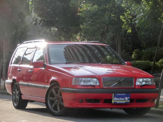 ボルボ ボルボ 850Rエステート 700台特別限定車