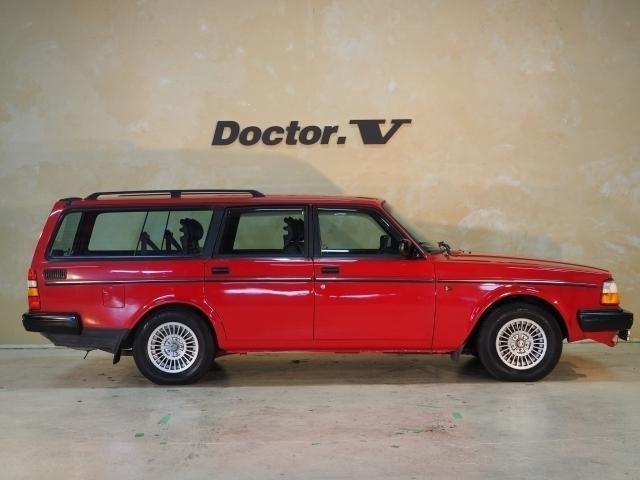 ボルボ ボルボ 240ワゴン 純正コロナ 最終型クラシック オールドスタイル