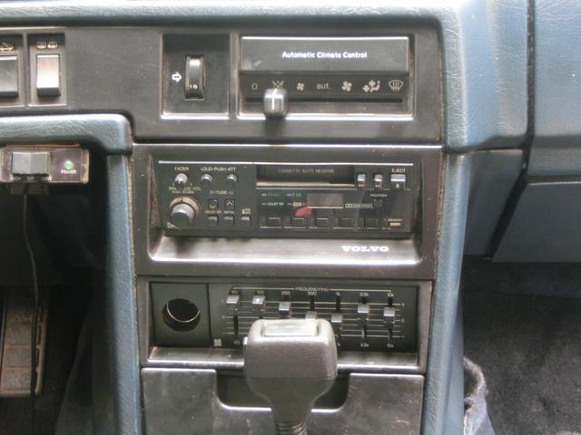 ボルボ ボルボ 740 GL 電動サンルーフ 角目四灯 左ハンドル 137点検項目