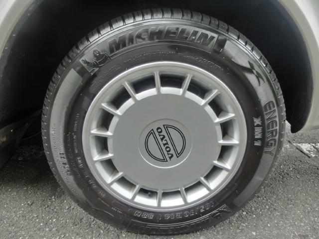 ボルボ ボルボ 240 GL ブラック本革 当店直買取車輌 純正カラー