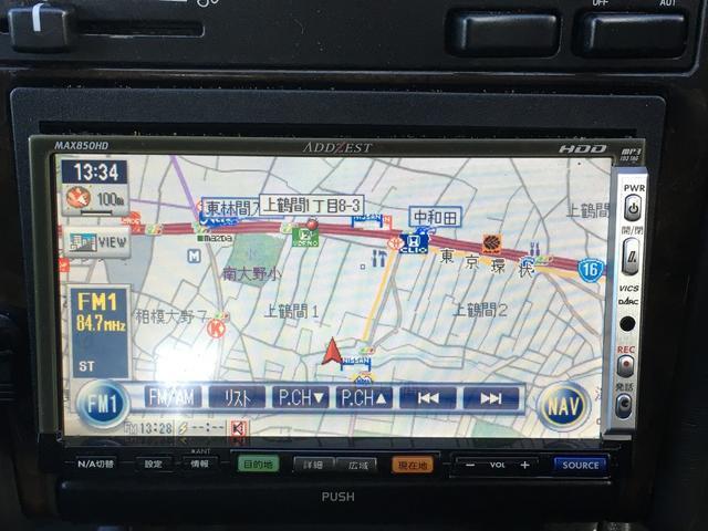 ボルボ ボルボ 850Rエステート ユーザー買取 記録簿 HDDナビ HID