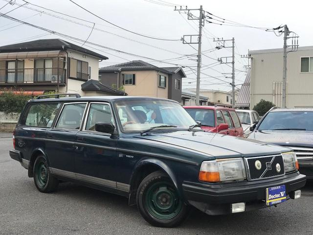 240GLEワゴン 最終モデル 当店買取 ナルディ 保証付(6枚目)