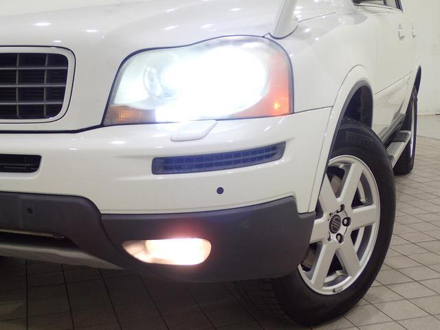 3.2XC90 AWD 黒革 7人乗 ナビ 純正AW 保証付(4枚目)