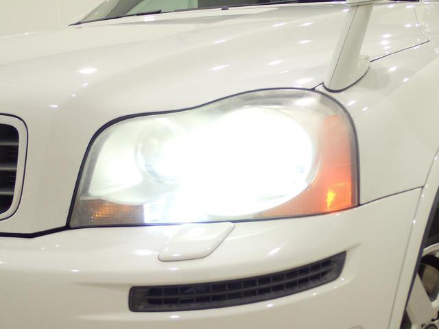 3.2XC90 AWD 黒革 7人乗 ナビ 純正AW 保証付(5枚目)