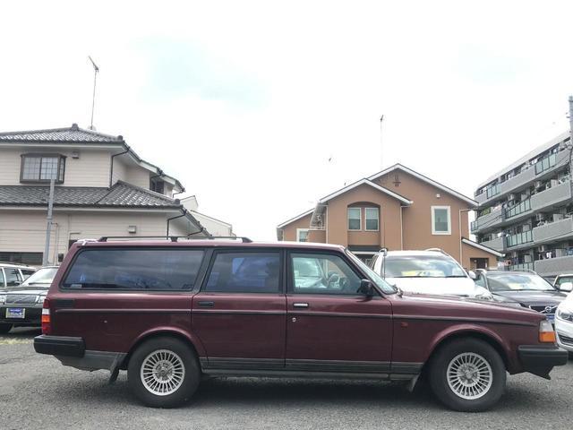 「ボルボ」「240ワゴン」「ステーションワゴン」「神奈川県」の中古車8