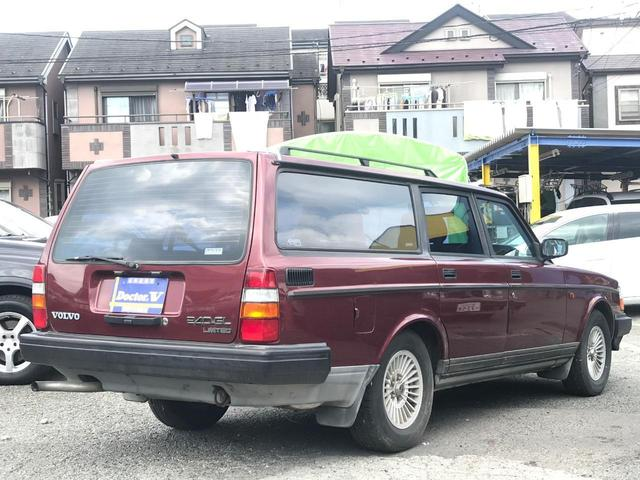 「ボルボ」「240ワゴン」「ステーションワゴン」「神奈川県」の中古車9