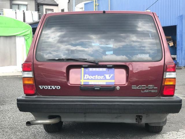 「ボルボ」「240ワゴン」「ステーションワゴン」「神奈川県」の中古車10