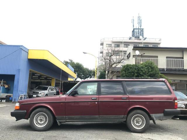 「ボルボ」「240ワゴン」「ステーションワゴン」「神奈川県」の中古車12