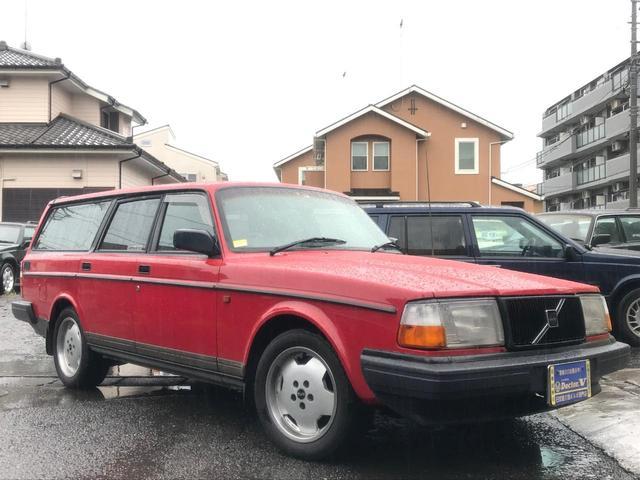 「ボルボ」「240ワゴン」「ステーションワゴン」「神奈川県」の中古車7